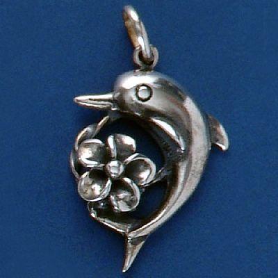 Pingente de Golfinho - 33257
