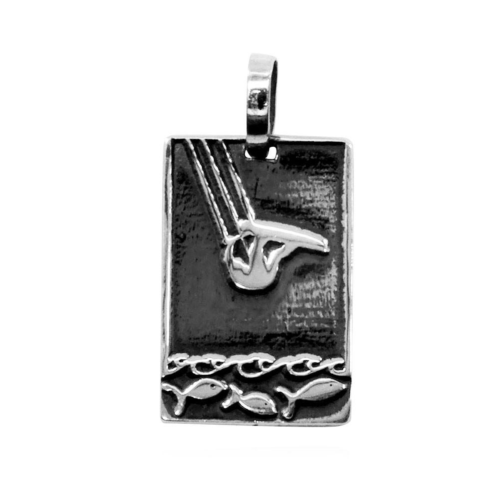 Pingente de Kitesurfe - 95892  - Arte Ativa