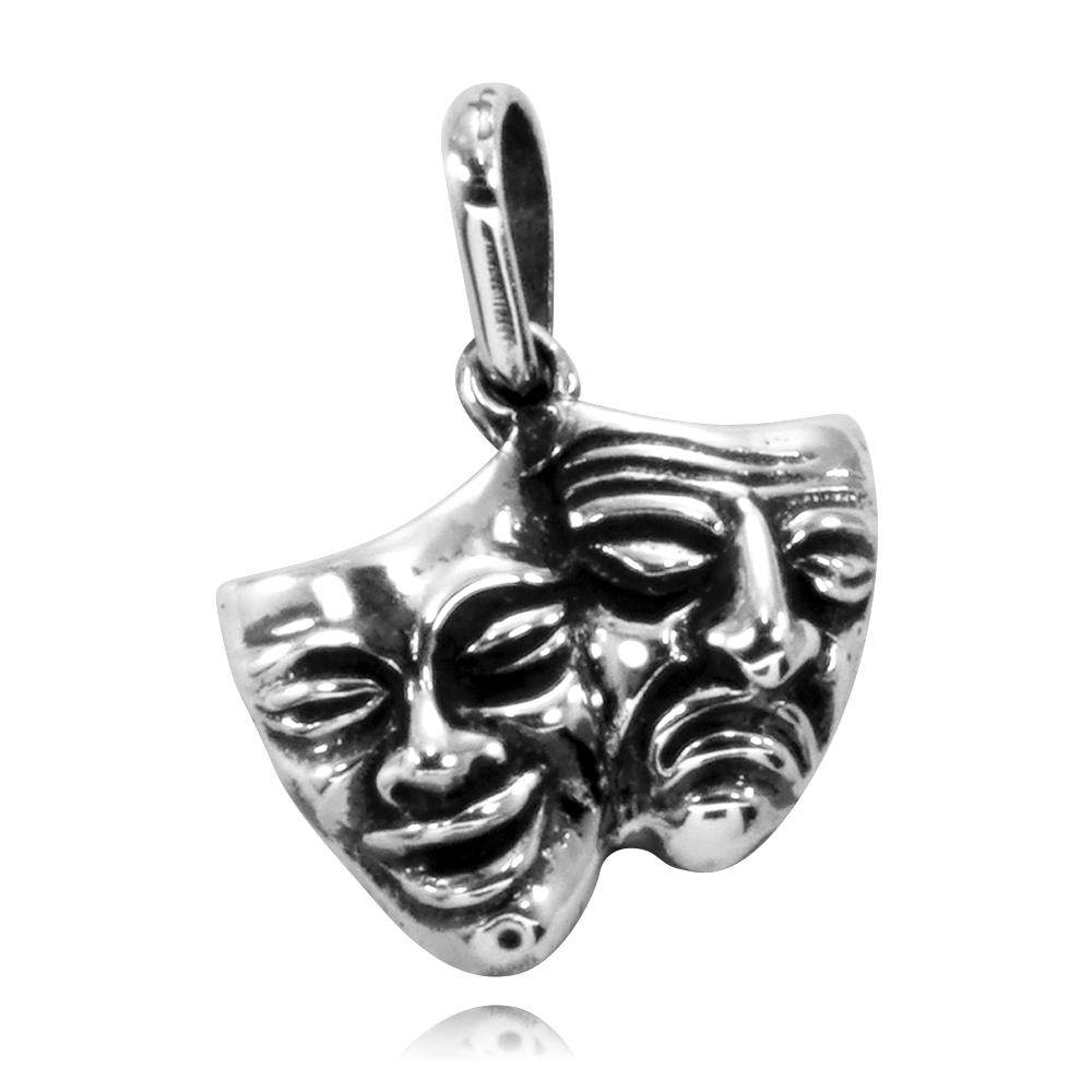 Pingente de Máscaras de Teatro - 3302