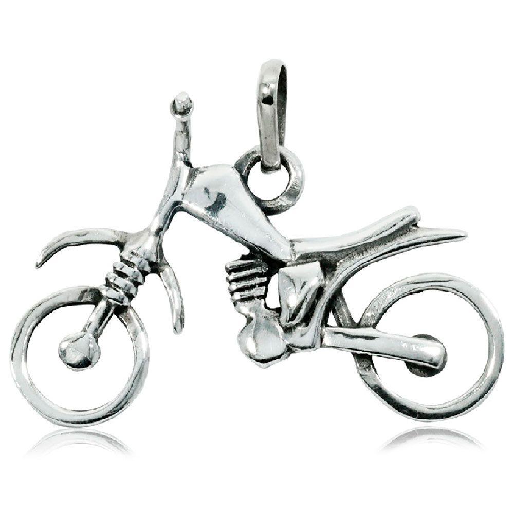 Pingente de Motocross Fora-de-estrada Moto Aventura - 95883  - Arte Ativa