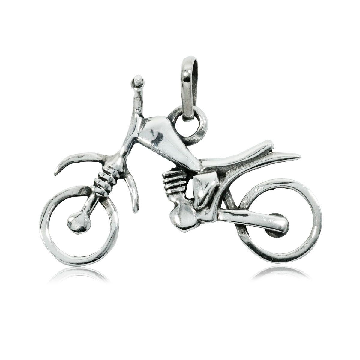 Pingente de Motocross Fora-de-estrada Moto Velocidade - 95883
