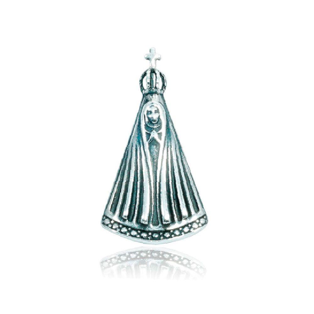 Pingente de Nossa Senhora Aparecida - 95989  - Magia das Joias