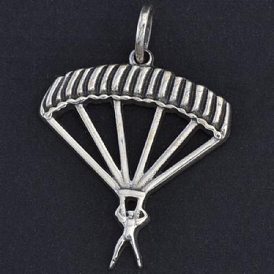 Pingente de Paraquedismo Paraquedas - 95874