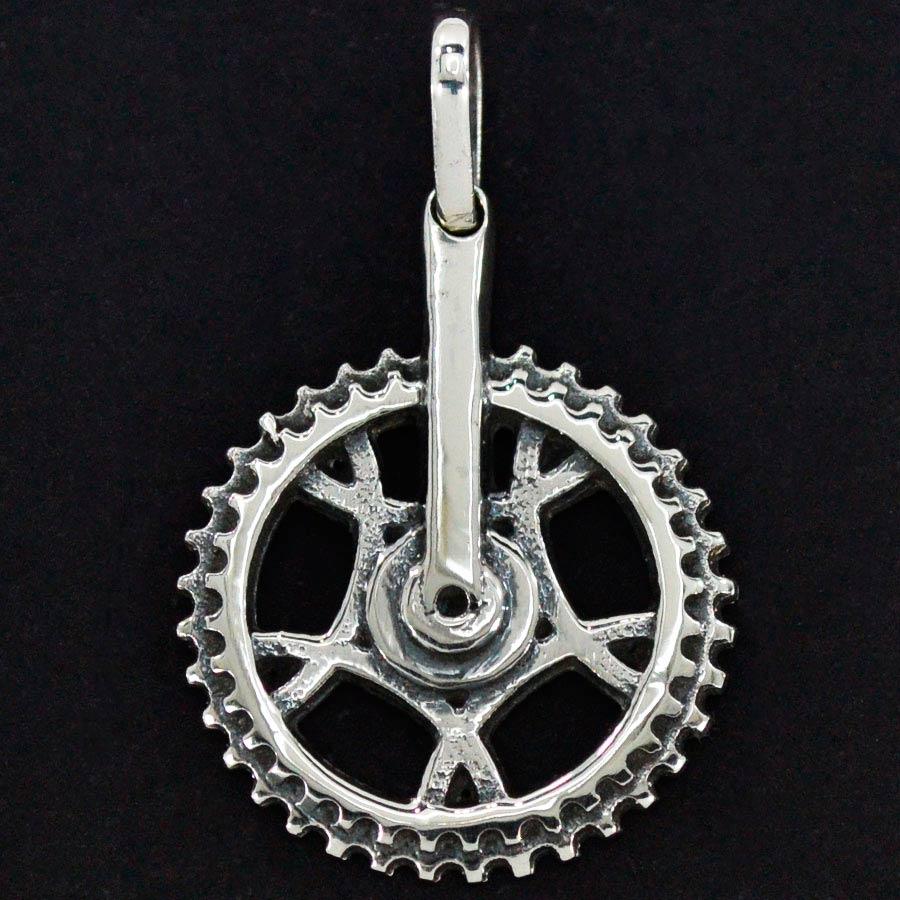 Pingente de Pedivela de Bicicleta - 9676  - Magia das Joias