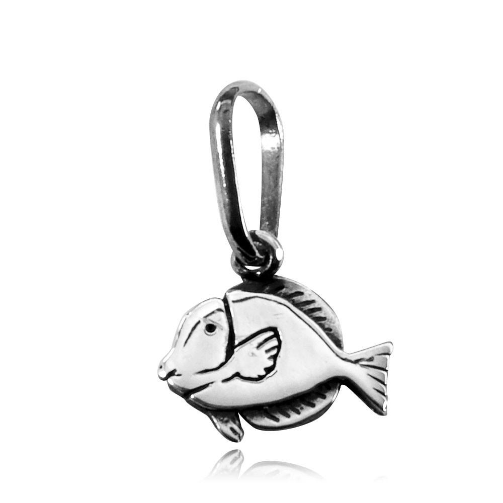 Pingente de Peixe Cirurgião - 95247  - Arte Ativa