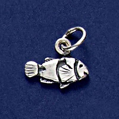 Pingente de Peixe Palhaço - 95284  - Arte Ativa