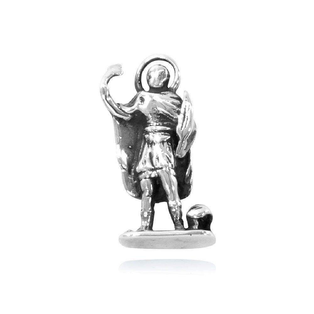 Pingente de São Judas Tadeu - 95838  - Magia das Joias