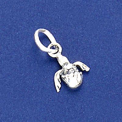 Pingente de Tartaruga Marinha no Ovo Pq - 95184
