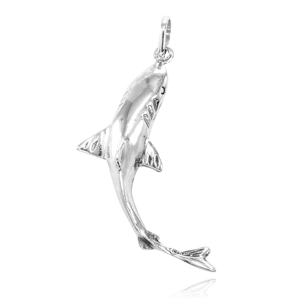 Pingente de Tubarão Grande - 95165