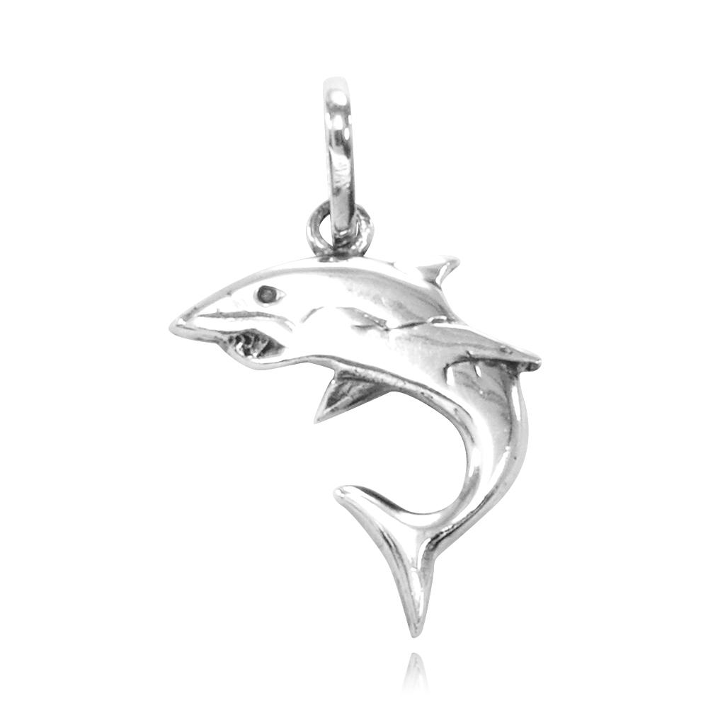 Pingente de Tubarão Pq - 9577