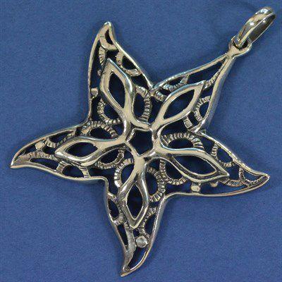 Pingente Estrela do Mar Grande - 95730