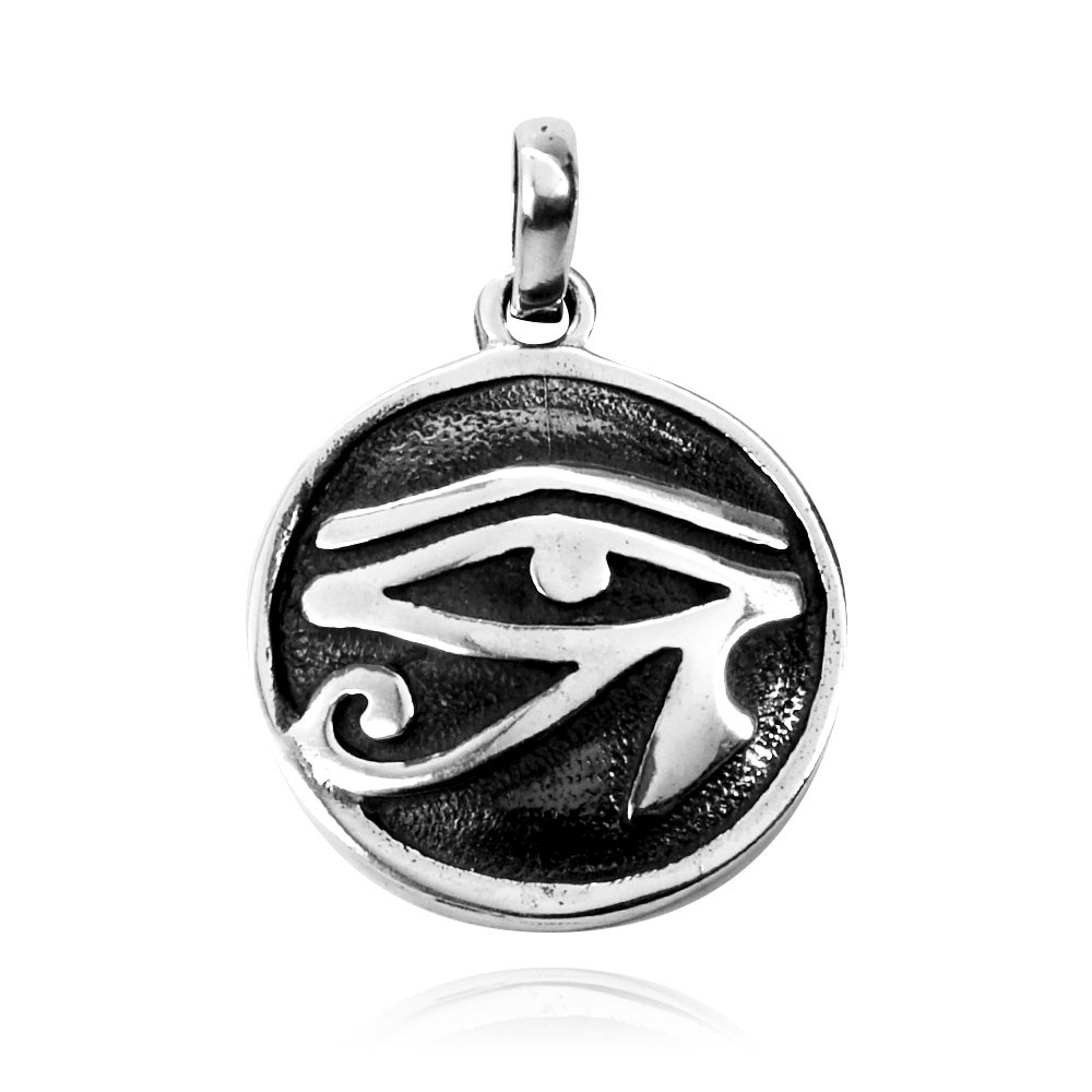 Pingente Olho de Hórus - 95356  - Arte Ativa