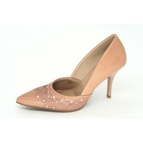 5bf3e2a21 Sapatos Femininos Scarpin Bico Fino Beira Rio 4122937