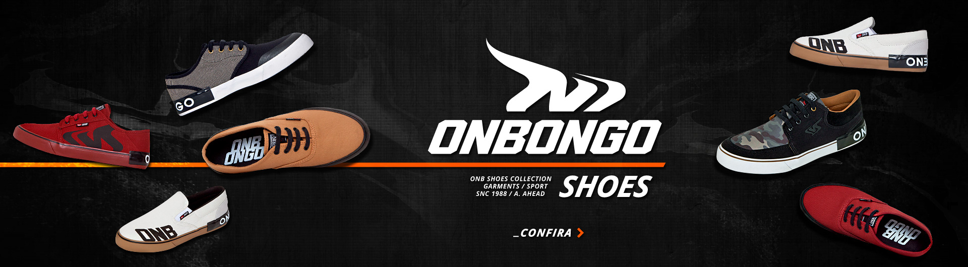 Calçados Onbongo - Loja Oficial