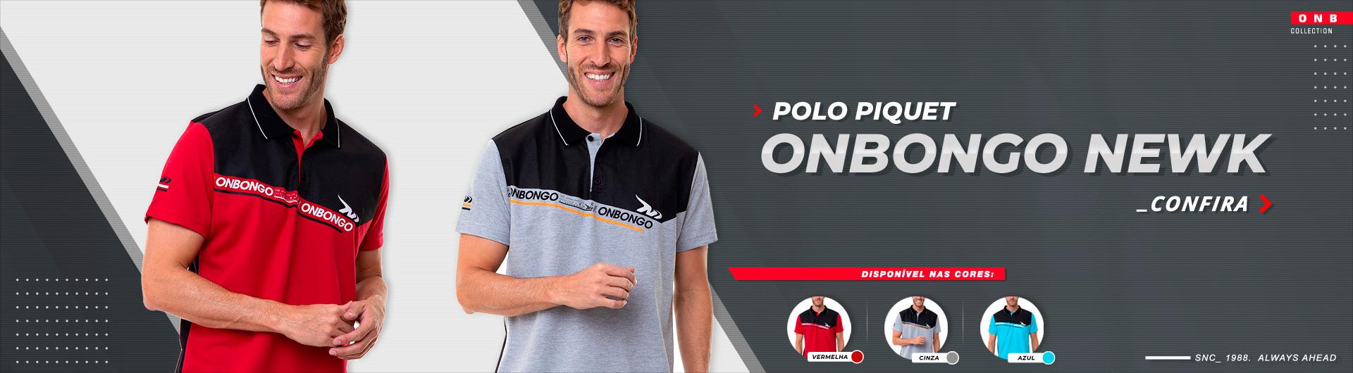 Polo Onbongo Newk - Confira!