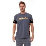Camiseta Deluxe Onbongo Leiden Masculina