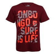 Camiseta Official Onbongo Surf Life