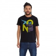 Camiseta Official Onbongo Disco Masculina