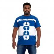 Camiseta Plus Size Onbongo Lock