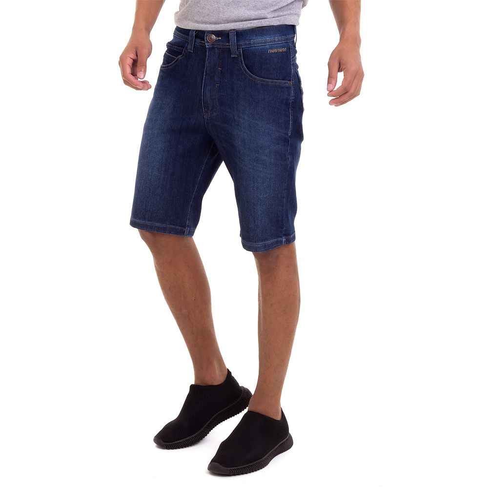 Bermuda Jeans Onbongo Strict