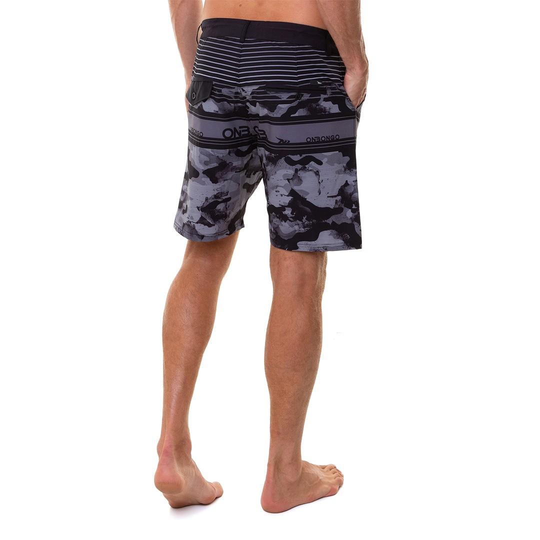 Boardshorts Onbongo Hake Masculino