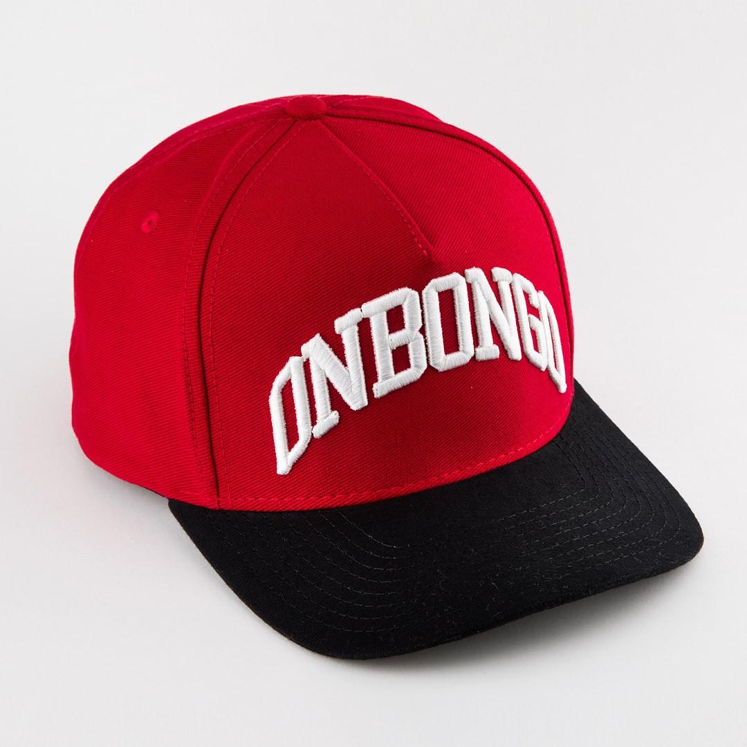 Boné Onbongo Crow Aba Curva
