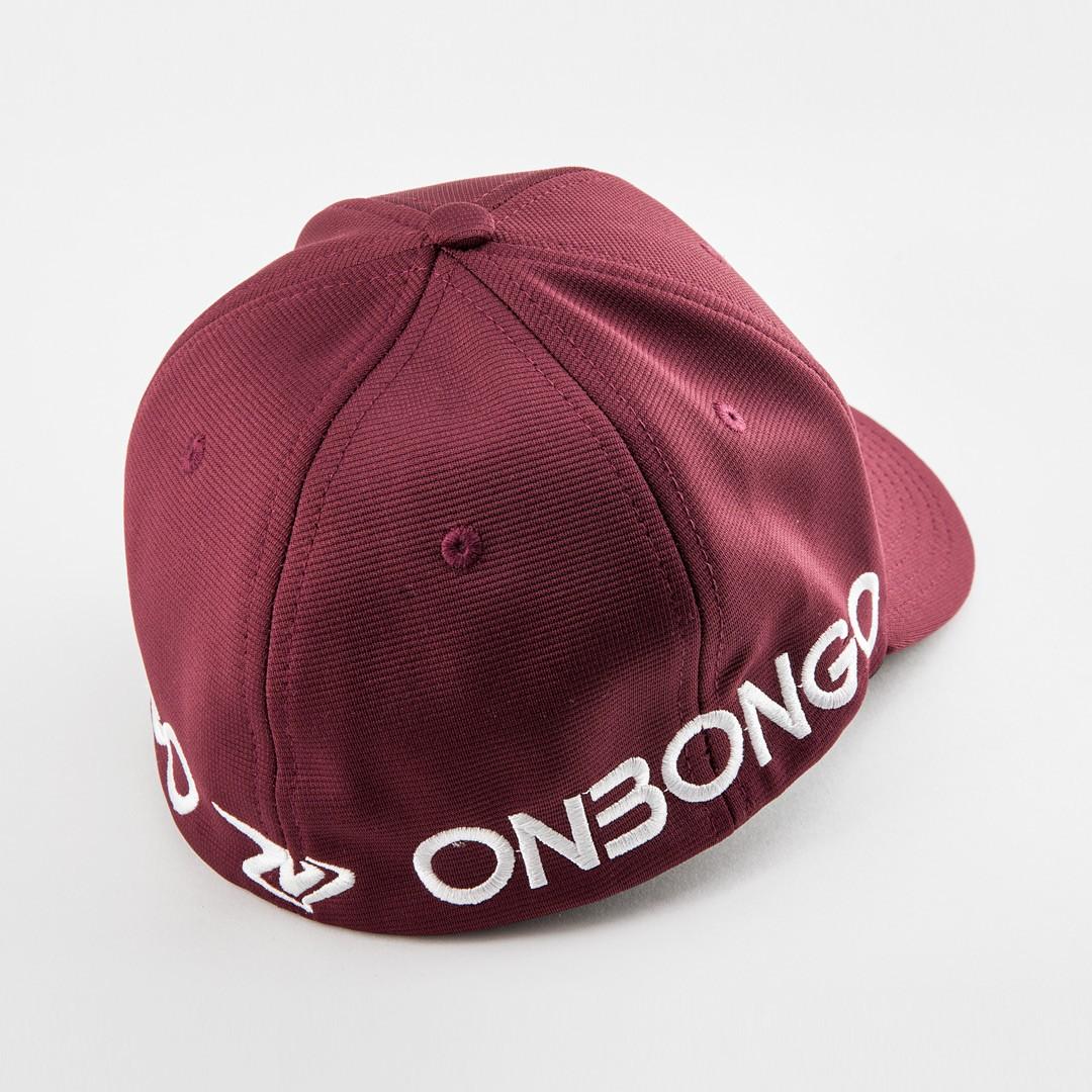 Boné Onbongo Redstner Aba Curva