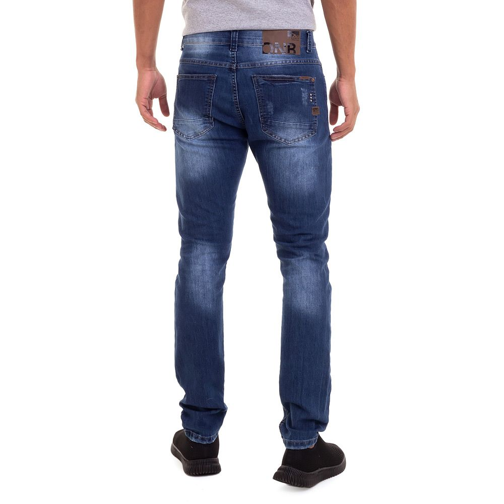 Calça Jeans Onbongo Bonefish