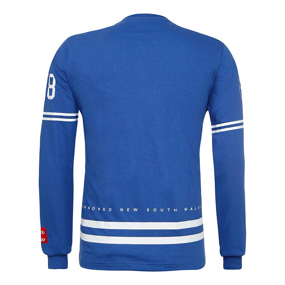 Camiseta Deluxe ML Onbongo Wales