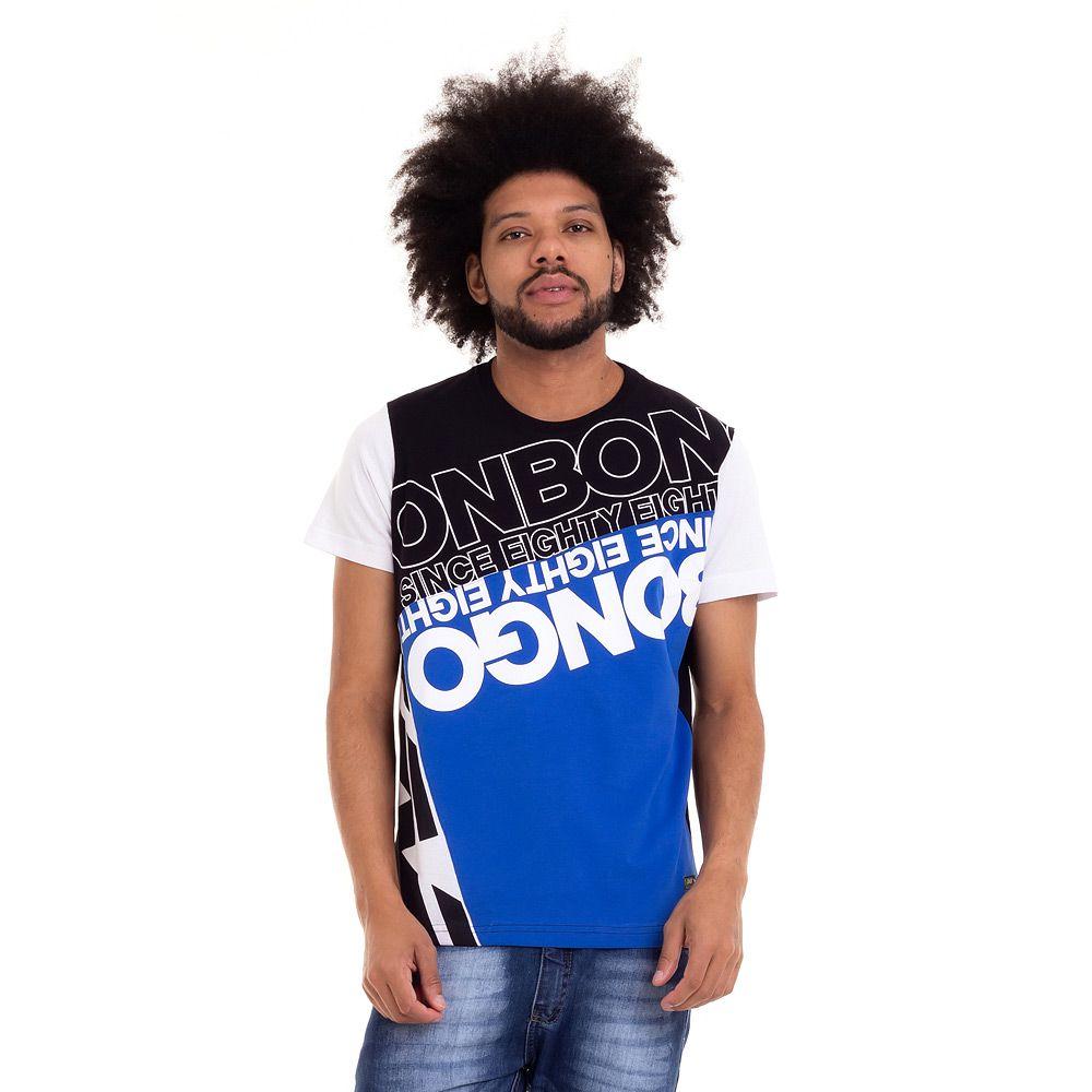 Camiseta Deluxe Onbongo Showy