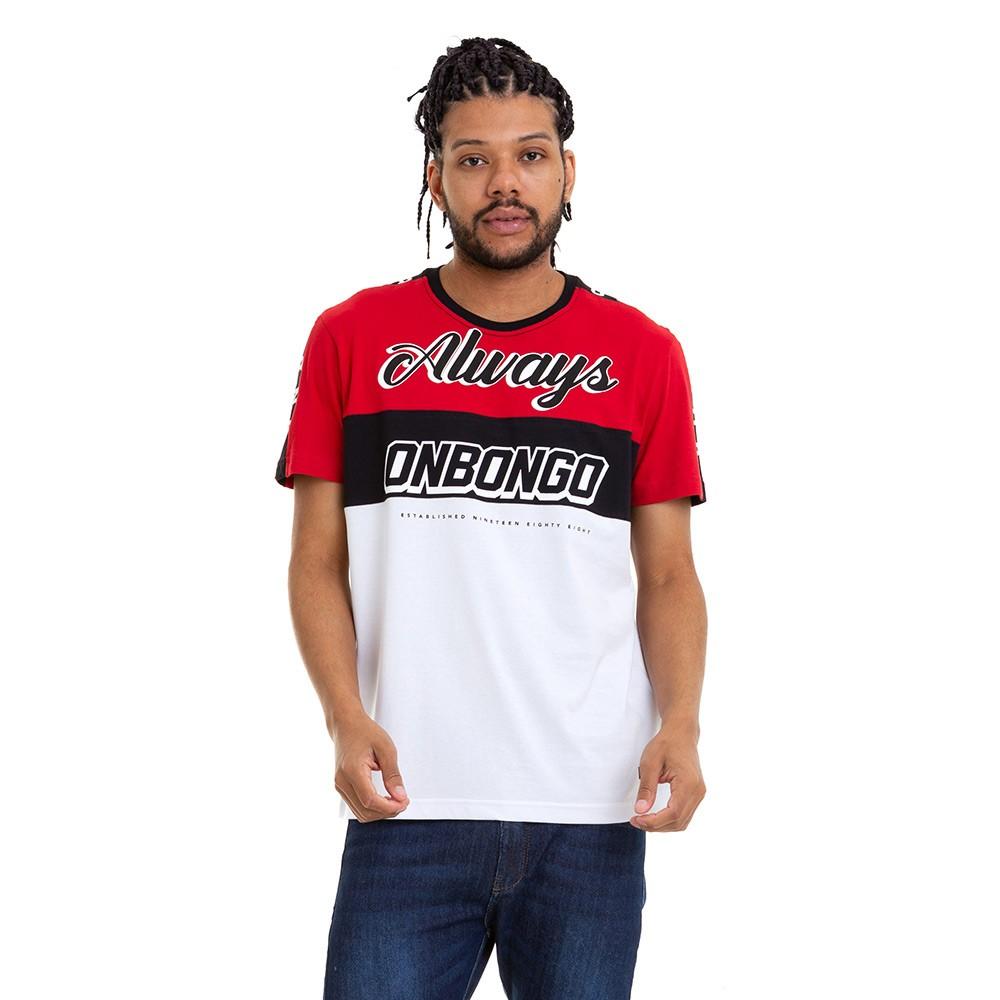 Camiseta Deluxe Onbongo Endless Masculina