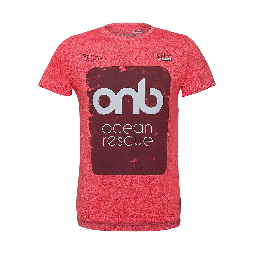 Camiseta Deluxe Onbongo Rescue