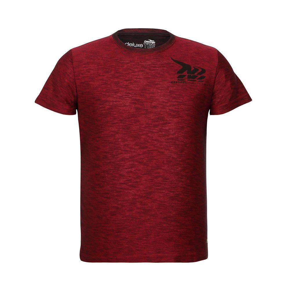 Camiseta Deluxe Onbongo Iron