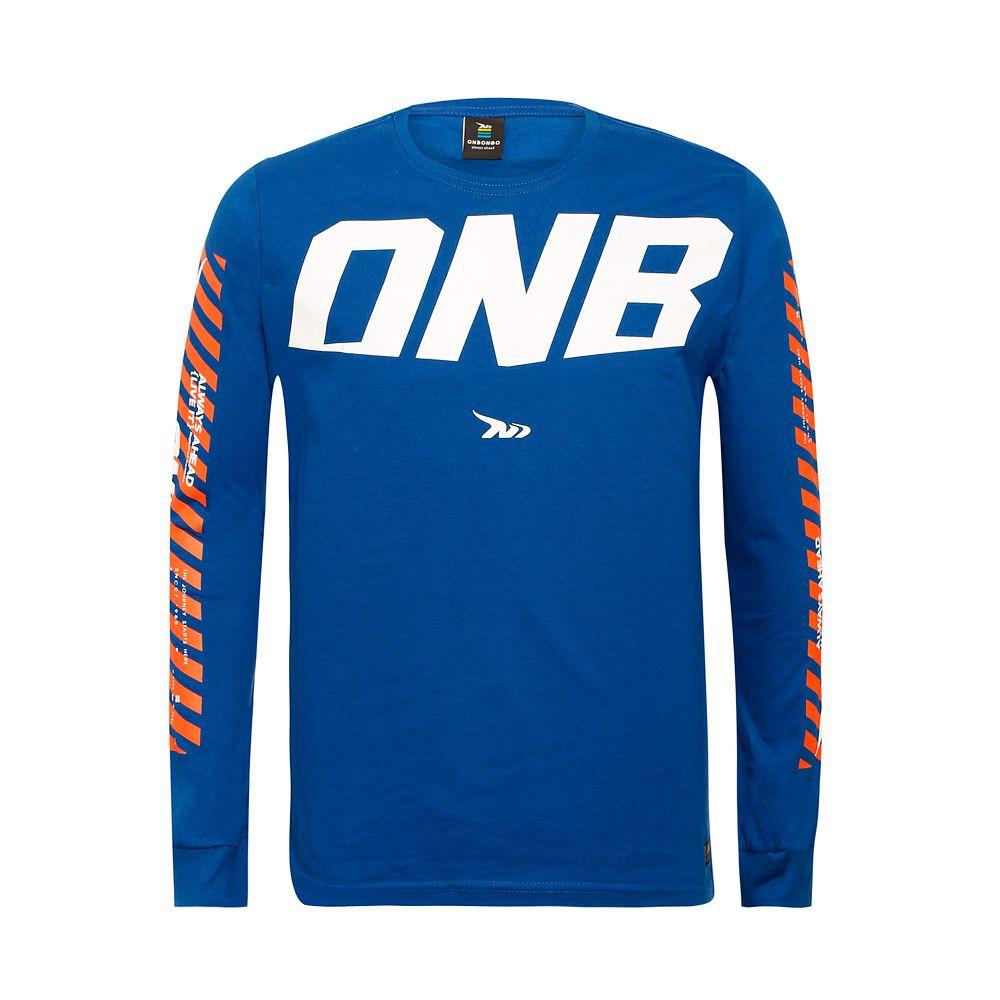 Camiseta ML Onbongo Panoramic Masculina