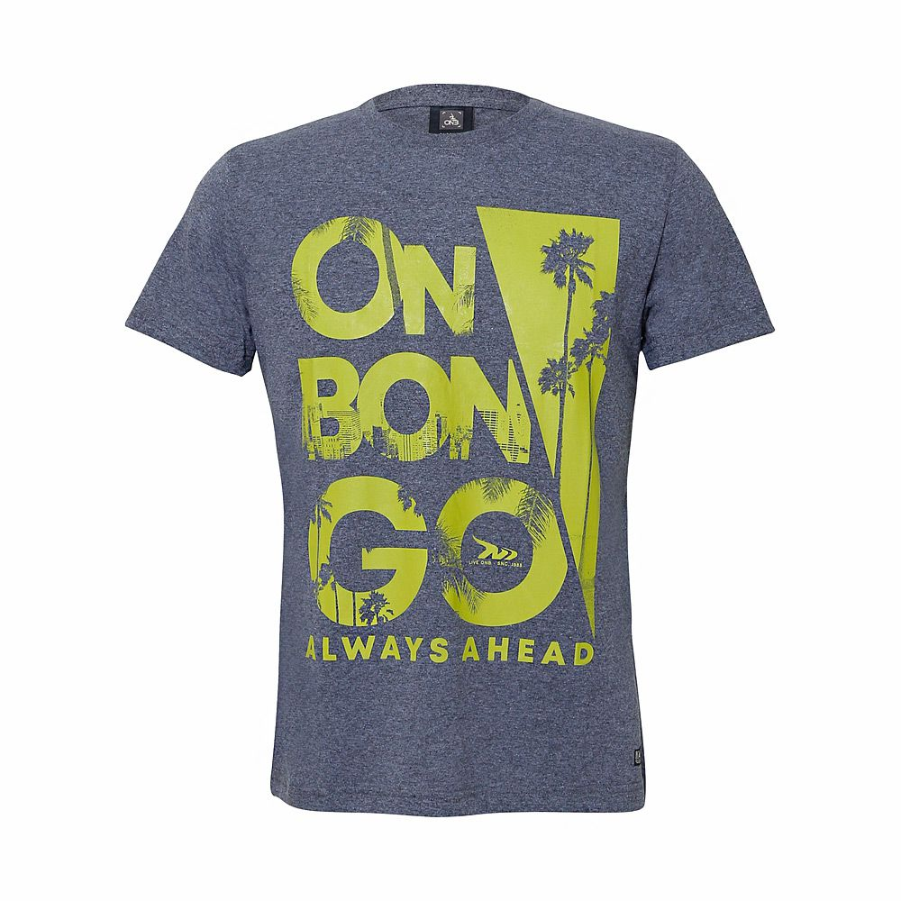 Camiseta Official Onbongo View