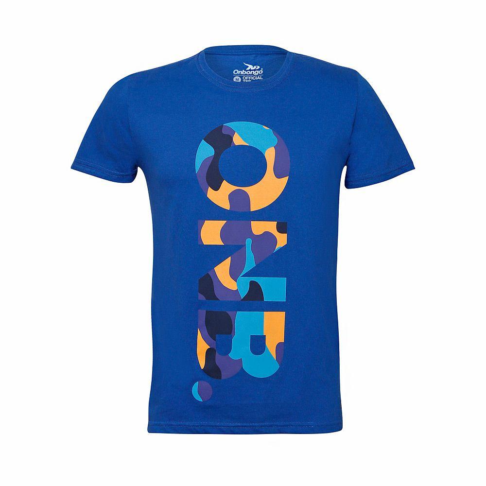 Camiseta Official Onbongo Round