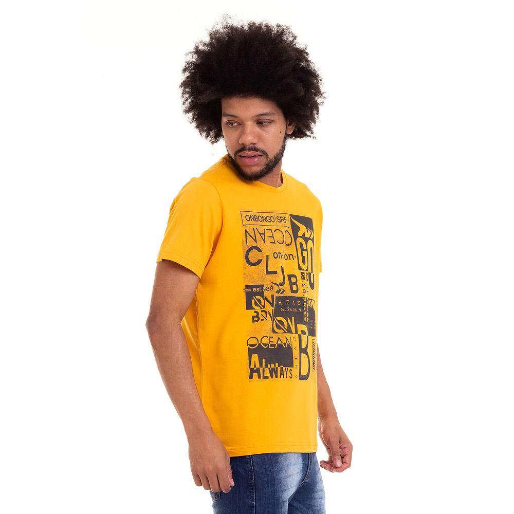 Camiseta Official Onbongo Shuffle