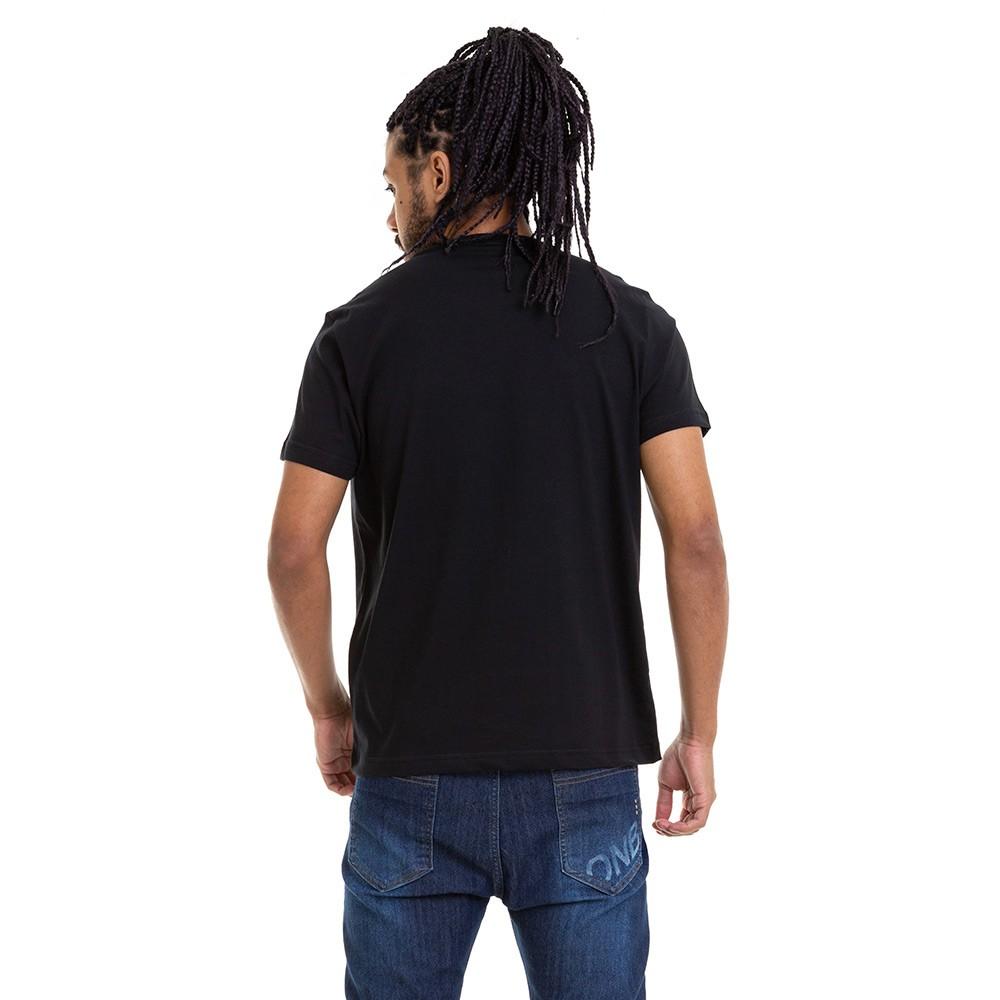 Camiseta Official Onbongo Disco Masculina