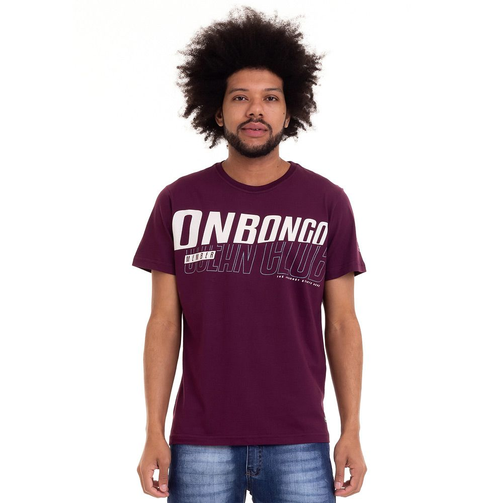 Camiseta Official Onbongo Lith