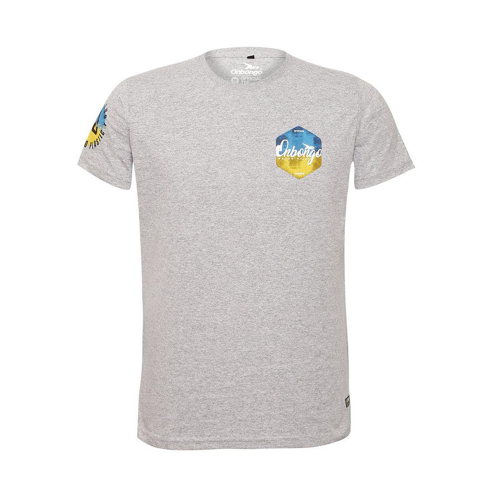 Camiseta Official Onbongo Plastic