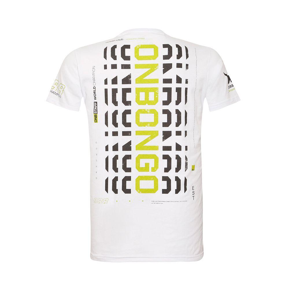 Camiseta Official Onbongo Prismed