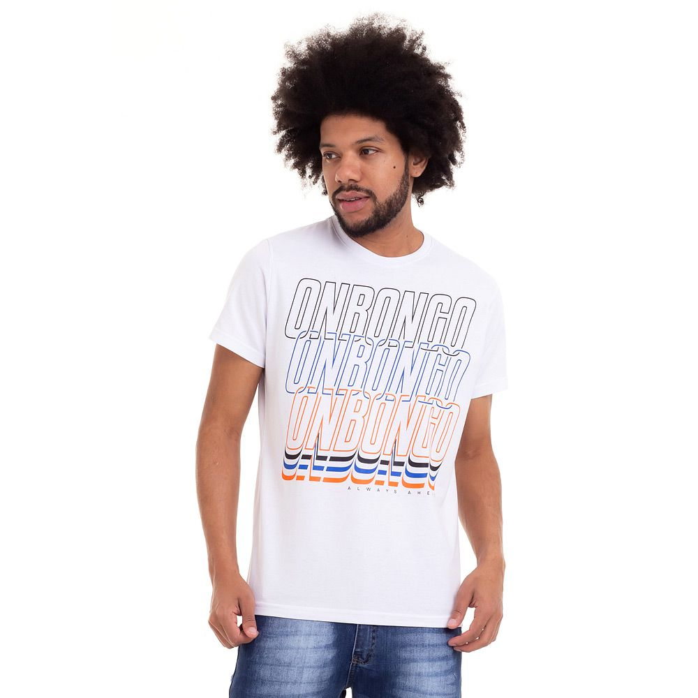 Camiseta Official Onbongo Slider