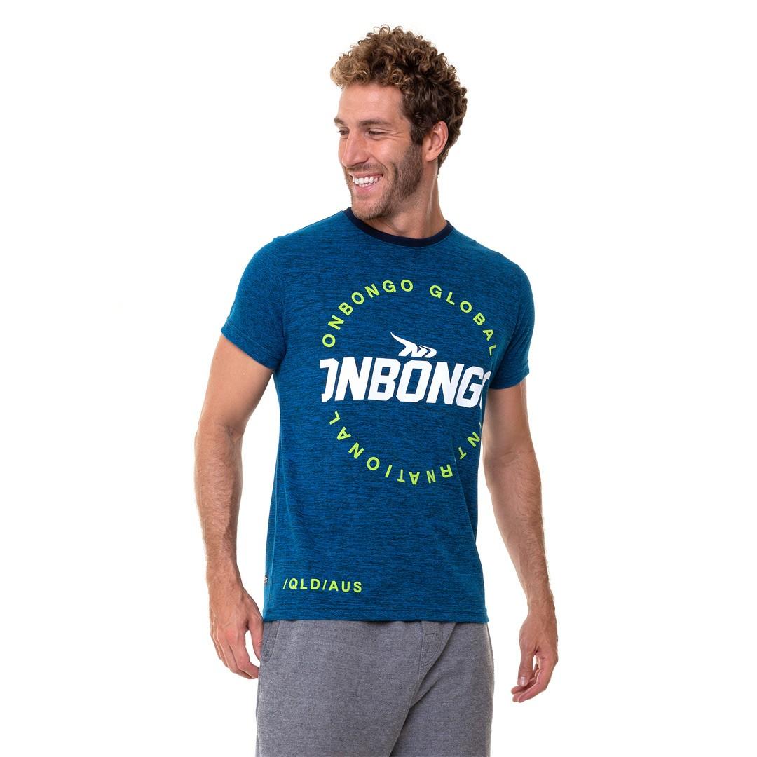 Camiseta Onbongo Deluxe Global Masculino