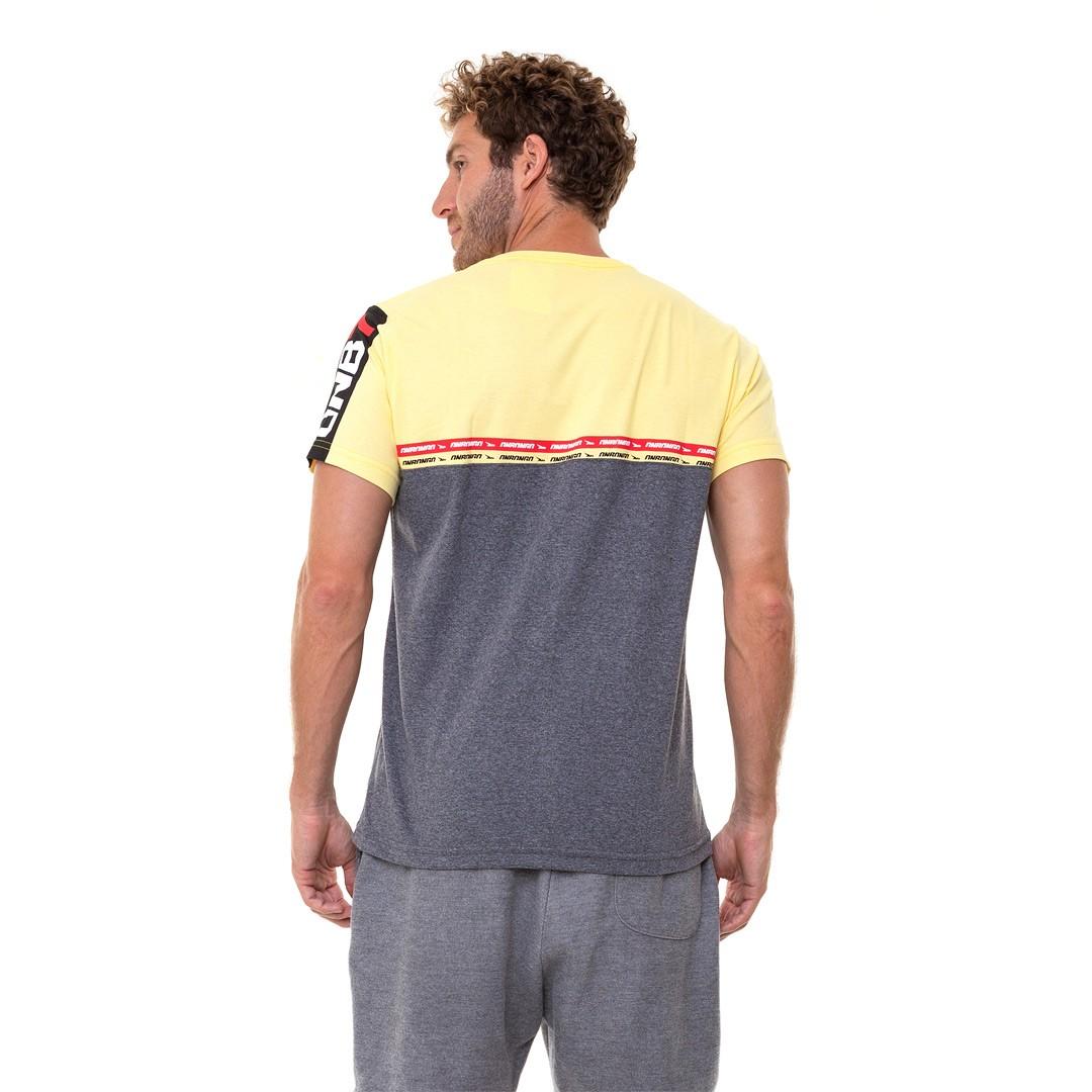 Camiseta Onbongo Deluxe Naujan Masculino