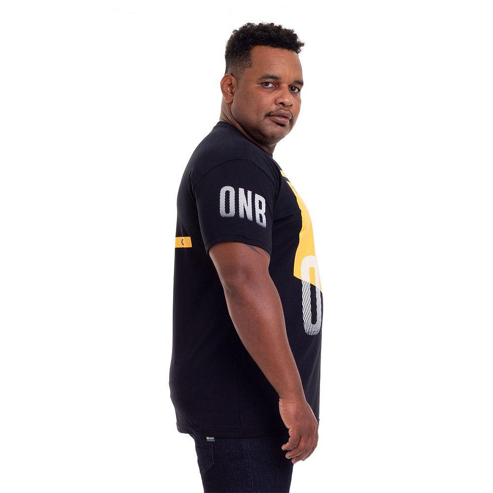 Camiseta Big Size Onbongo Hybr