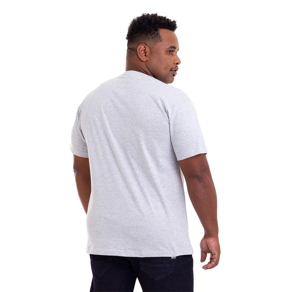 Camiseta Plus Size Onbongo Building