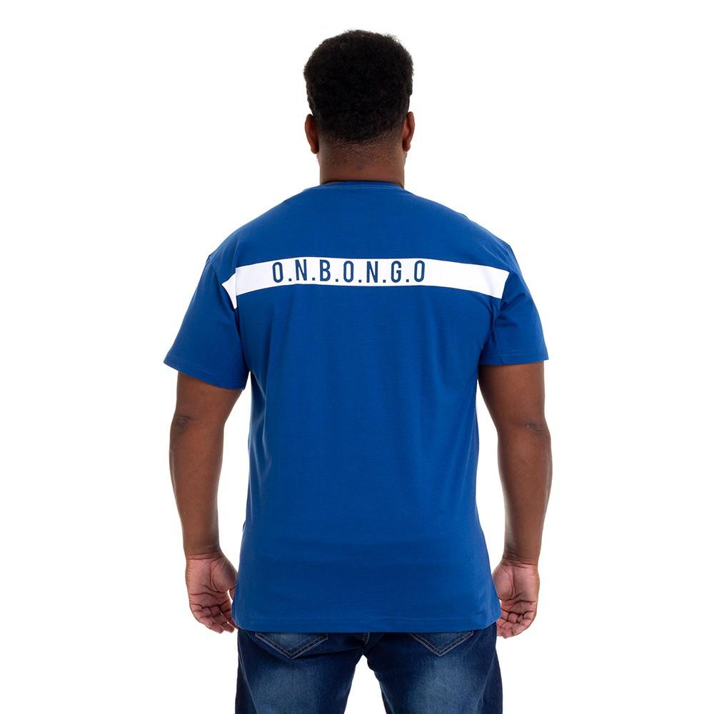 Camiseta Big Size Onbongo Lock