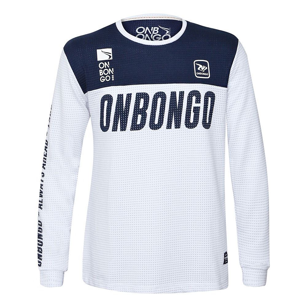 Camiseta ML Onbongo Patch