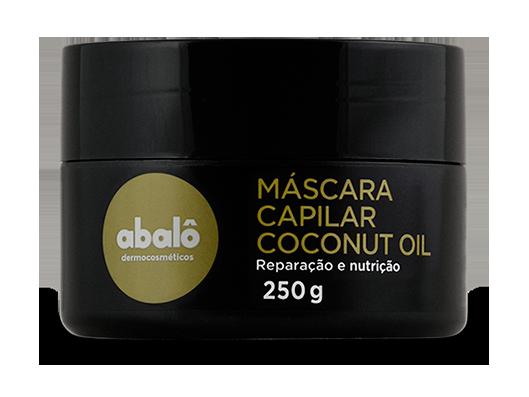 Máscara Coconut Oil