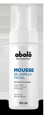 Mousse de Limpeza Facial
